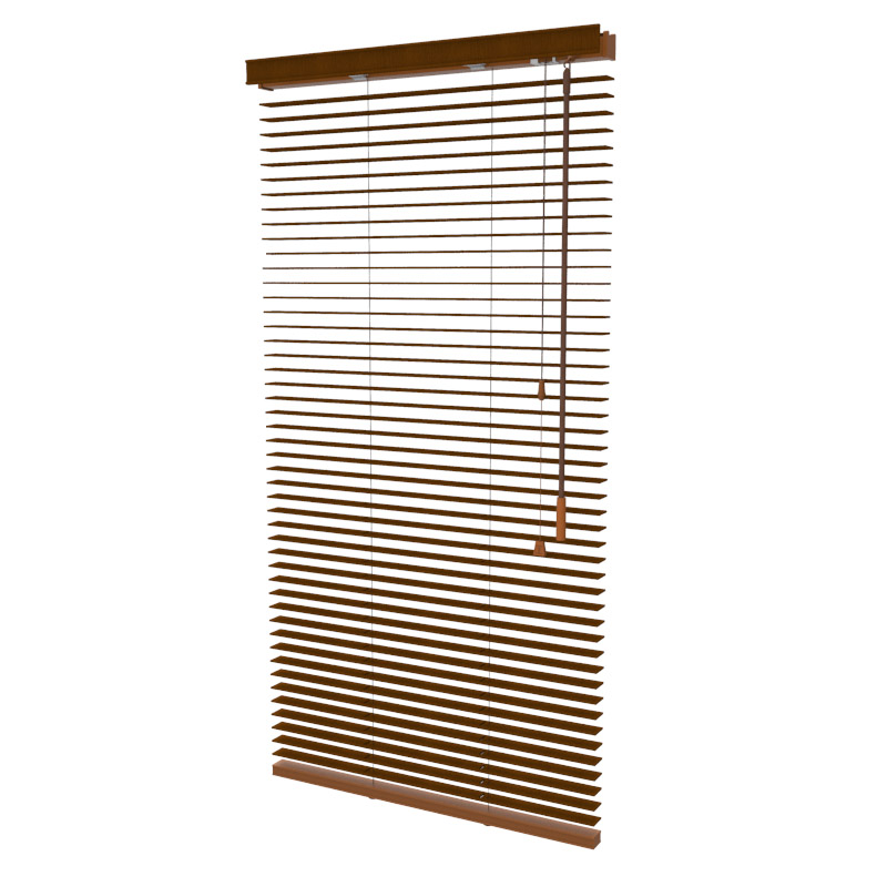 wooden Wooden Venetian Blinds Wooden Blinds Perspektif