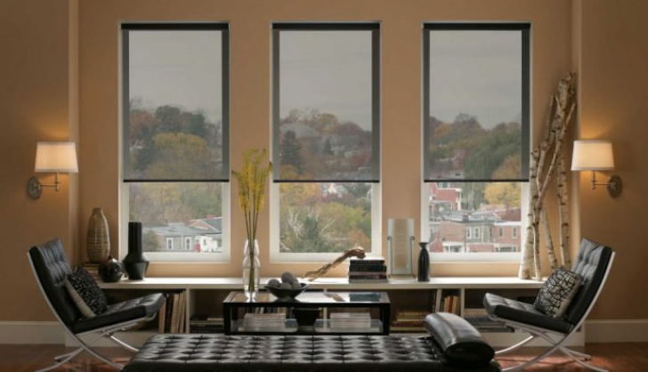 [object object] Roller Blinds Sandei Untitled 1